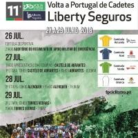 11.ª Volta a Portugal de Cadetes Liberty Seguros