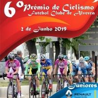 6.º Prémio de ciclismo futebol