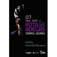 Rota das Adegas 2021 - BTT Torres Vedras